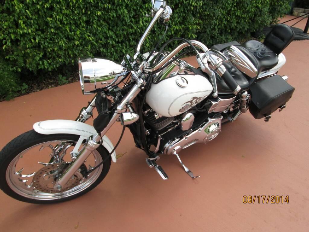 2005 Harley Davidson DYNA WIDE GLIDE Boca Raton FL