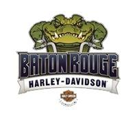 Baton Rouge Harley Davidson Logo