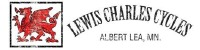 Lewis Charles Cycles Logo