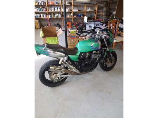 new or used sport touring kawasaki zrx 1100 motorcycles for sale