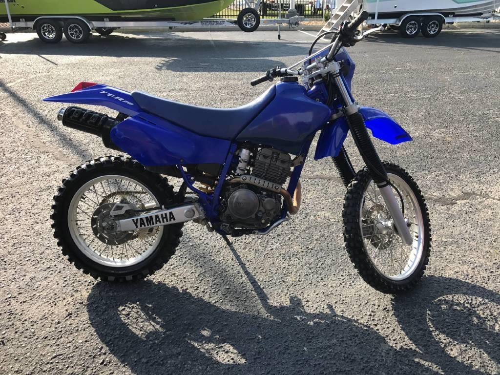 2005 yamaha tt r250 goldsboro nc for Yamaha dealers nc
