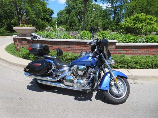 new or used cruiser honda vtx 1300r motorcycles for sale in