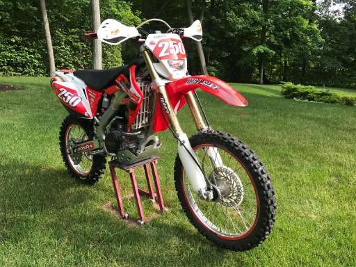 new or used honda crf 125f motorcycle for sale in medina, ohio