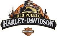 Old Pueblo Harley-Davidson Logo