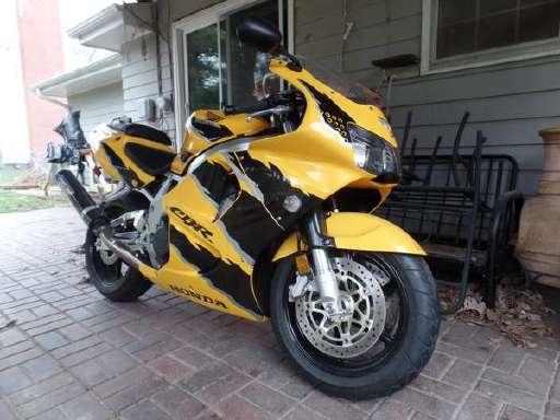 new or used honda cbr 900rr motorcycle for sale in omaha, nebraska