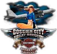 3 State Harley Davidson Logo
