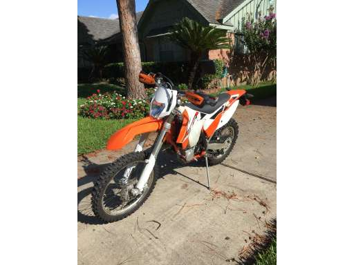 new or used ktm 500 motorcycle for sale in houston , texas