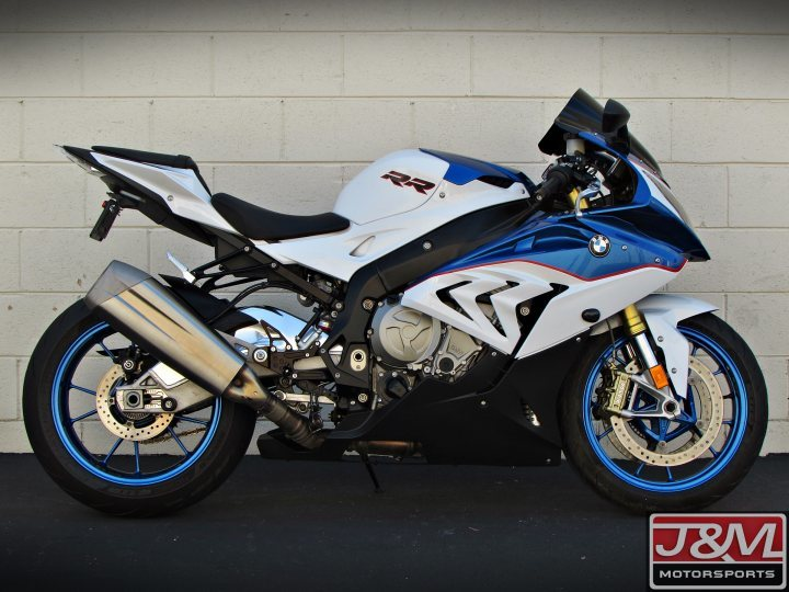 2016 bmw s 1000 rr, mountain view ca - - cycletrader