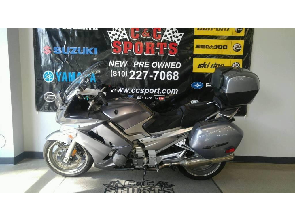 2007 Yamaha Motor Corp Usa Fjr 1300ae Brighton Mi