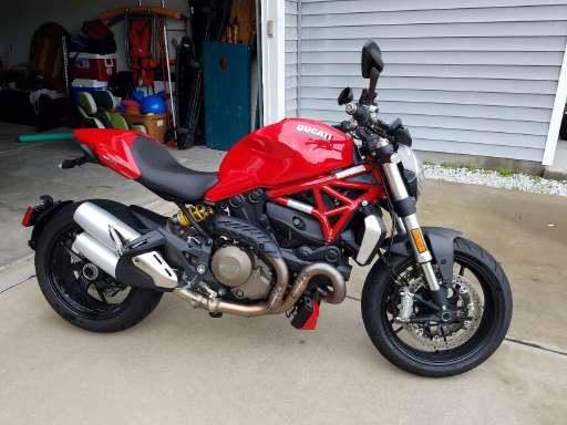 new or used ducati monster 1200 motorcycle for sale - cycletrader