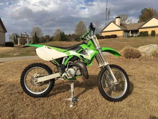 kawasaki kx 125 motorcycle for sale - cycletrader