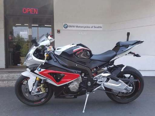 new or used bmw s 1000 motorcycle for sale in seattle, washington
