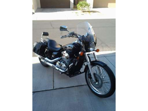 new or used cruiser honda shadow spirit 750 motorcycles for sale