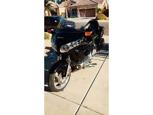new or used honda gold wing 1800 motorcycle for sale in phoenix