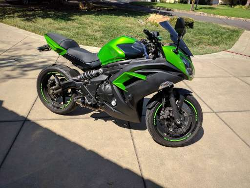 new or used kawasaki ninja 650 motorcycle for sale in california