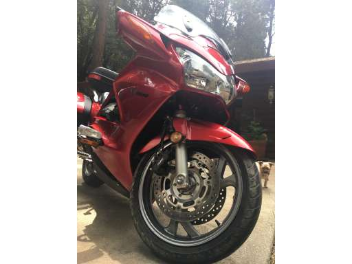 new or used honda st series 1300 motorcycle for sale in grass