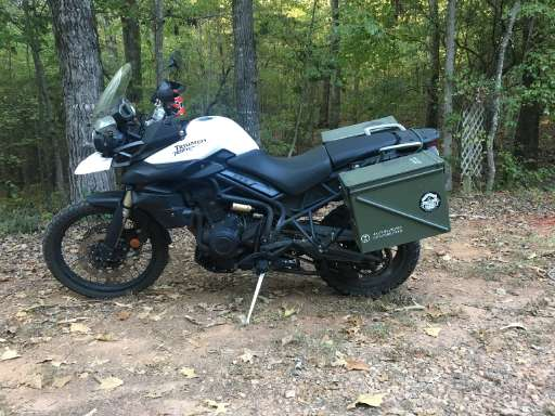 new or used triumph tiger 800 xc abs motorcycle for sale
