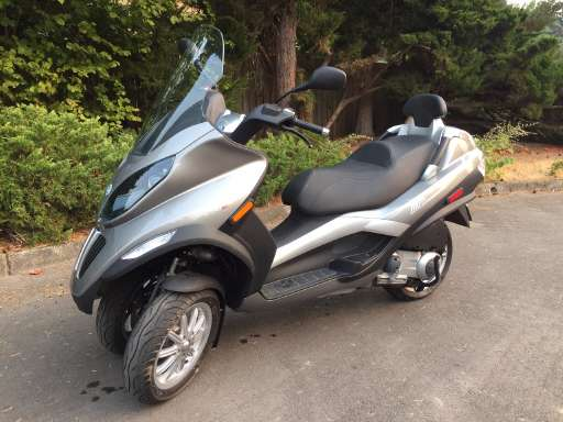 new or used piaggio mp3 250 scooter motorcycle for sale