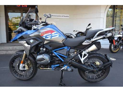 new or used bmw motorcycle for sale in seattle, washington