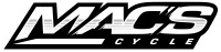 Mac's Cycle Logo
