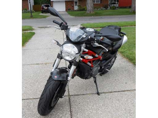 new or used ducati monster motorcycle for sale in charlotte, north