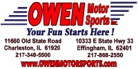 Owen Motor Sports - Effingham Logo