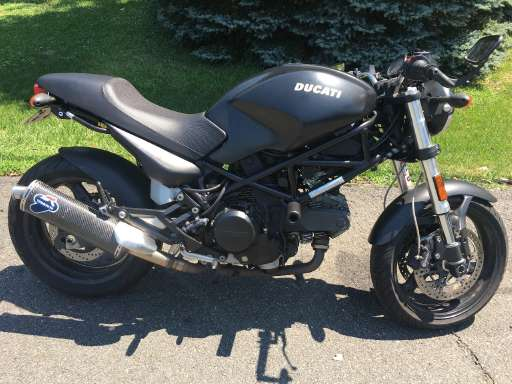 ducati monster 695 motorcycle for sale - cycletrader