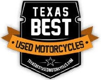 Texas Best Used Motorcycle Logo