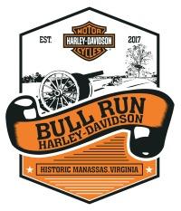 Bull Run Harley-Davidson Logo