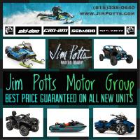 Jim Potts Motor Group Logo