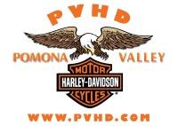 Pomona Valley Harley-Davidson Logo