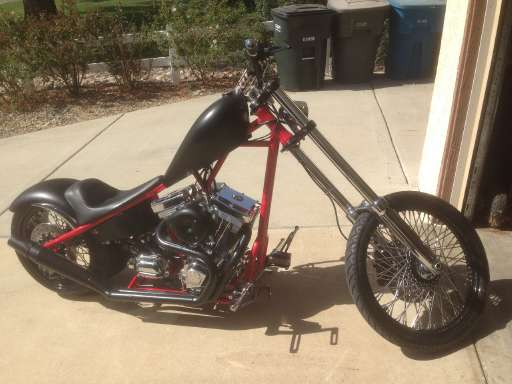 2010 ultra cycle diamond pro st 250 in wildomar ca - Motorcycle Frames For Sale