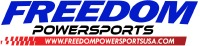 Freedom Powersports TEXAS Logo