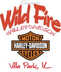 Wild Fire Harley-Davidson Logo
