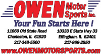Owen Motor Sports - Charleston Logo
