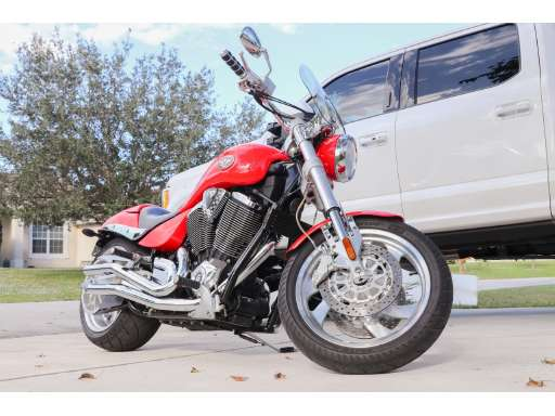 Florida - HAMMER - Victory Dual Sport Motorcycles