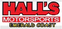 Hall's Motorsports - Emerald Coast Logo