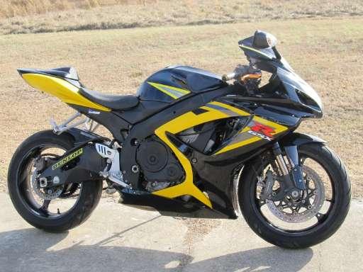 17 2006 Suzuki GSX-R 750 Motorcycles For Sale