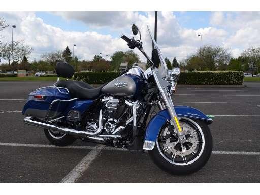 Vancouver - Harley-Davidson® ROAD KING CLIC For Sale ...
