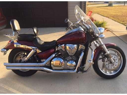 Alabama - VTX 1300 - Honda Engines Motorcycles