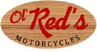 Ol' Red's Motorcycles Logo