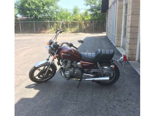 Suzuki GS850L W/ Welorex Sidecar Cruiser Motorcycles For