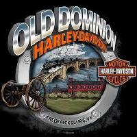 Old Dominion Harley Davidson Logo