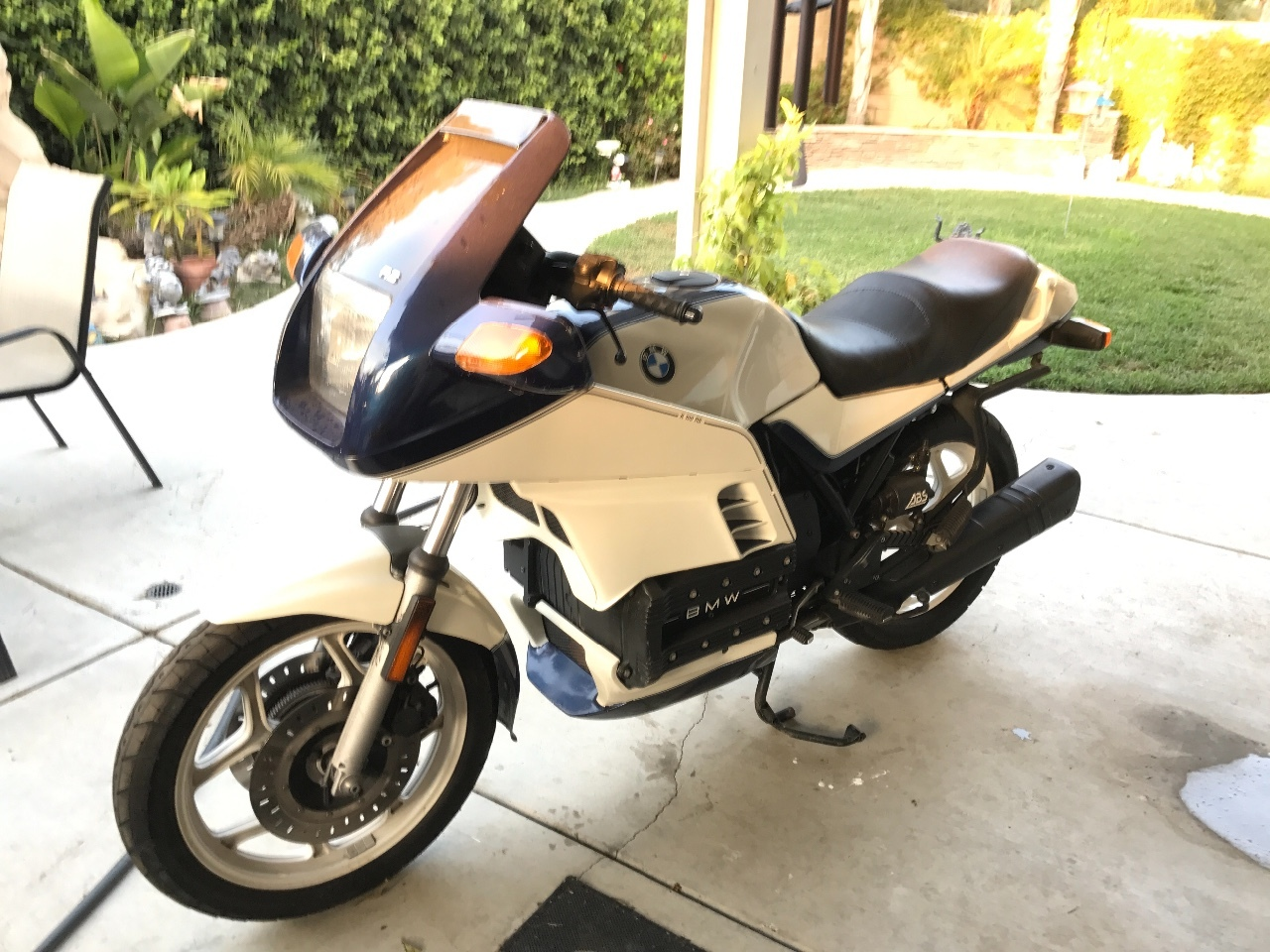 Bmw K 100 Atvs For Sale Battery Wiring Harness K100lt