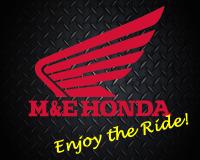 M & E Honda Logo