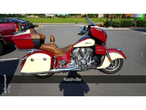 2015 indian roadmaster elite in duluth mn