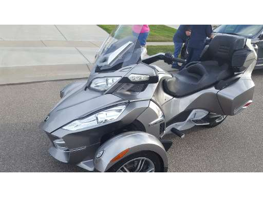 Can-Am Spider RTS Touring Motorcycles For Sale: 101