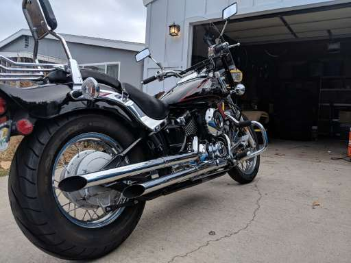 Yamaha V STAR 650 CUSTOM For Sale: 179 Motorcycles - CycleTrader.com