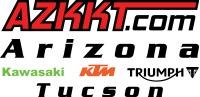 Arizona Kawasaki KTM Triumph Tucson Logo
