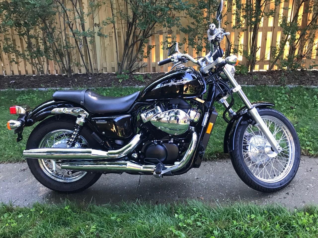 2082 Honda Shadow Aero Motorcycles For Sale 1992 Parts